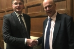 Daniel meets with Chris Grayling MP